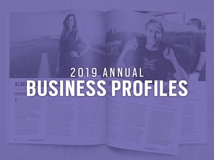 2019 Business Profiles