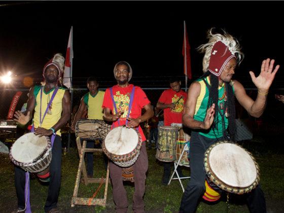 Reggae Marathon Music