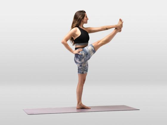 Dancing Shiva Pose