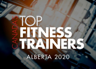 Top Fitness Trainers Alberta