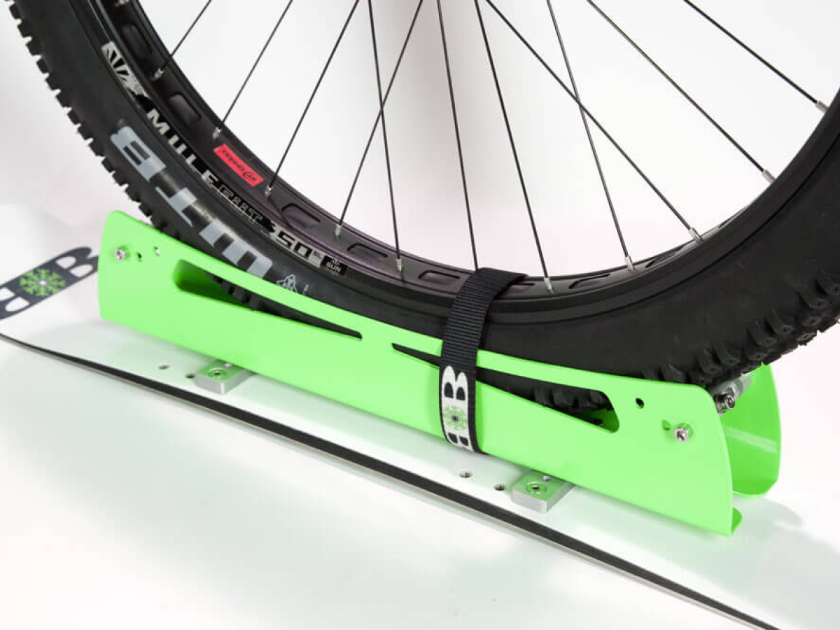 BikeBoard Ski Conversion Kit