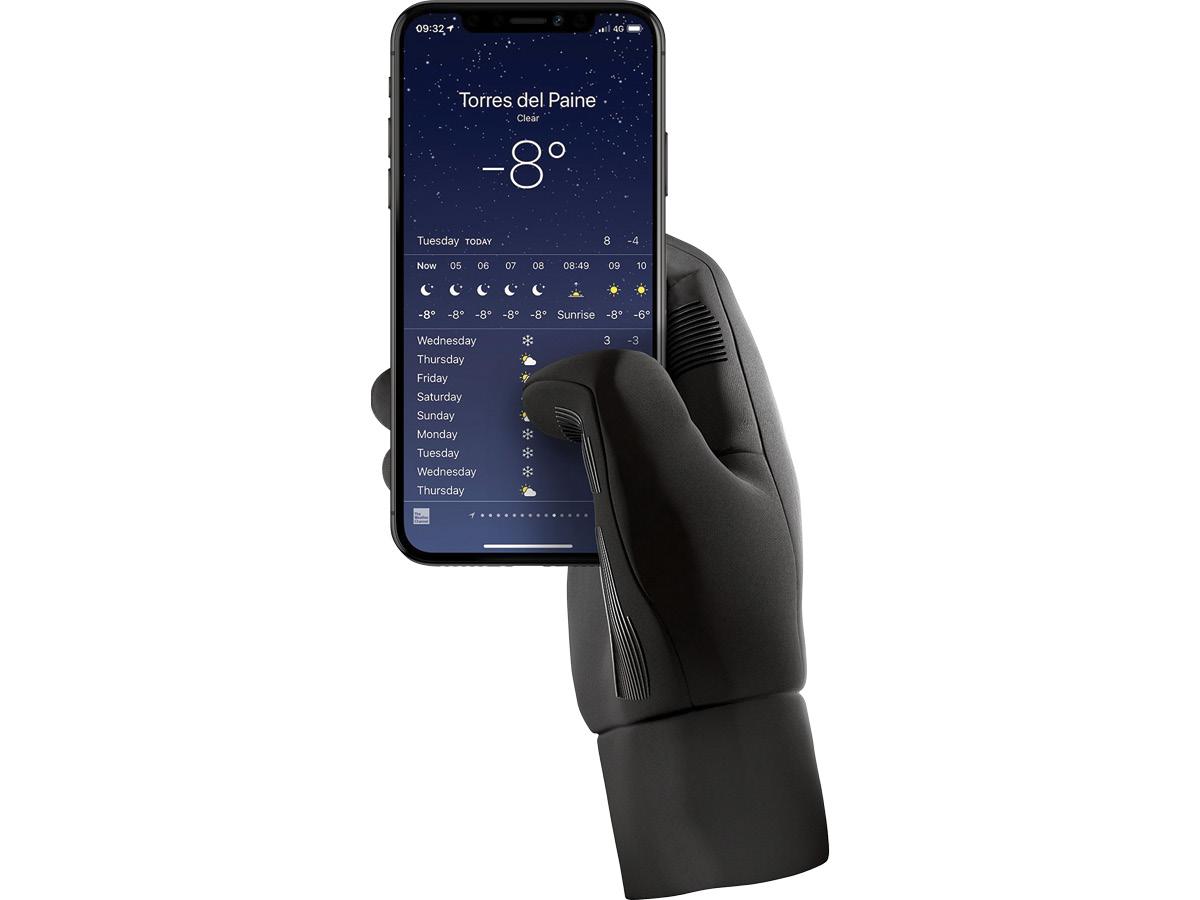 MujjoDouble-InsulatedTouchscreen Gloves