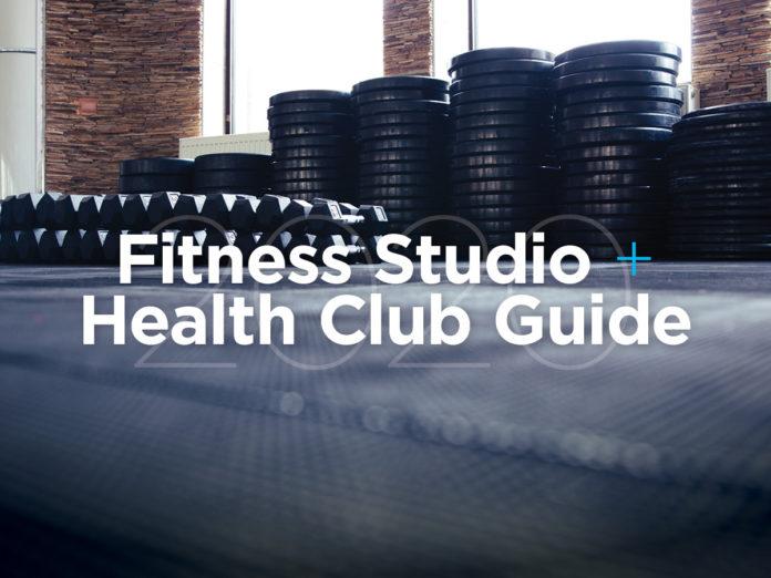Fitness Studio + Health Club Guide