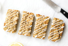 Lemon Poppy Seed Oat Breakfast Bars