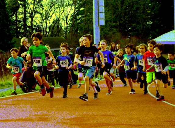 Pan Am Kids Race 2