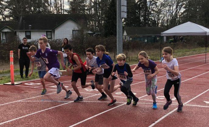 Pan Am Kids Race