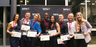 IMPACT Magazine's Canada's Top Fitness Trainer's 2020