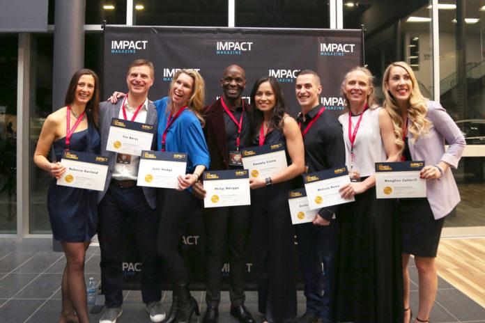 IMPACT Magazine's Canada's Top Fitness Trainer's 2020