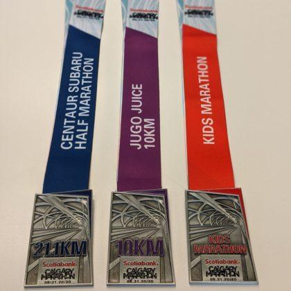 Scotiabank Calgary Marathon - 21.1 KM, 10 KM, Kids Marathon