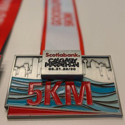 Scotiabank Calgary Marathon - 5KM