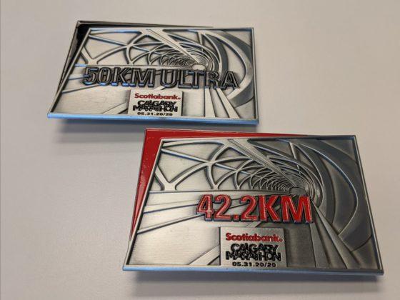Scotiabank Calgary Marathon + 50KM