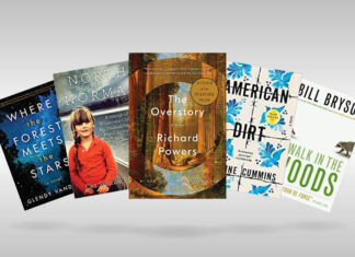 Books for summer reading in the outdoors