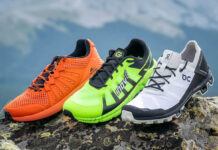 2020 Trail Running Shoe Review