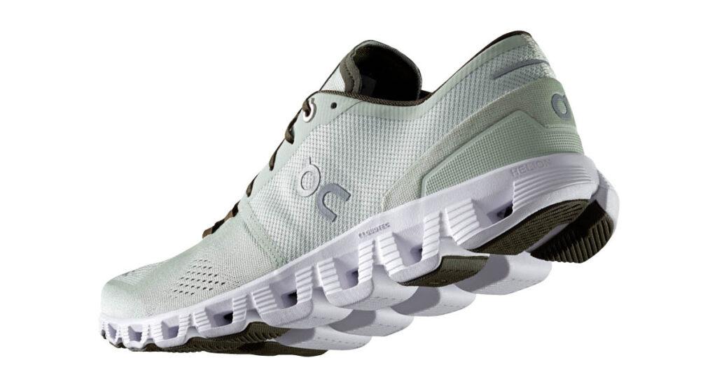 On-Running Cloud X Running Shoe