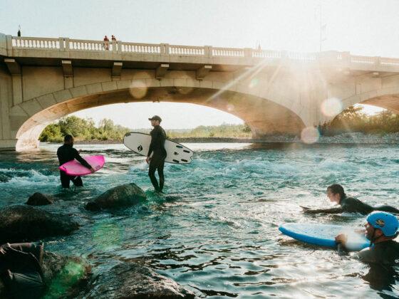 Surfing Calgary