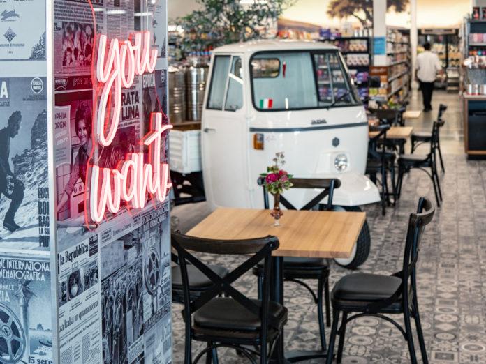Lina's Italian Supermercato