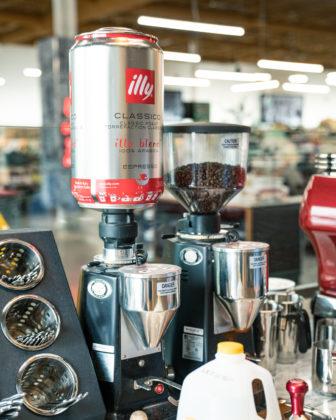 Lina's coffee