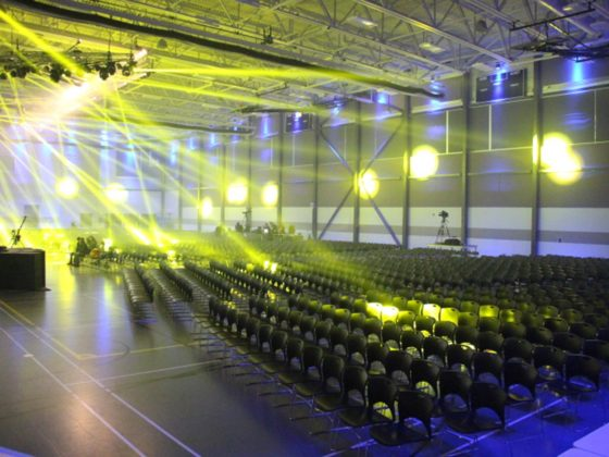 Genesis Centre Concert