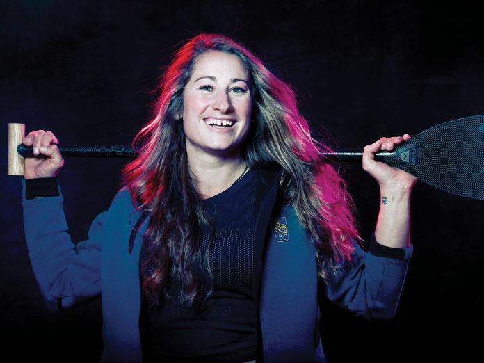 Haley Daniels Olympic Hopeful