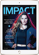 IMPACT Magazine November Issue Digital Cover