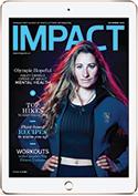 IMPACT Magazine November Issue Digital Cover