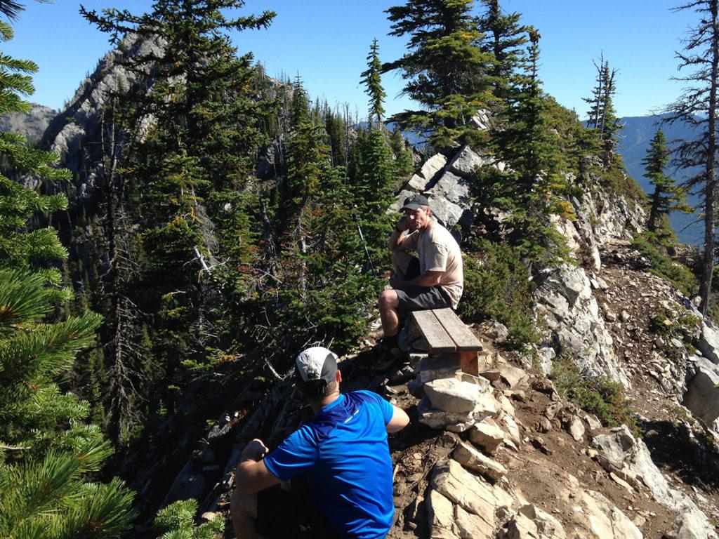 Mount Fernie Ridge
