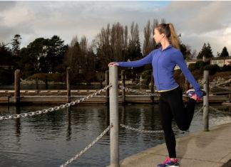Marathon Runner Gives Back