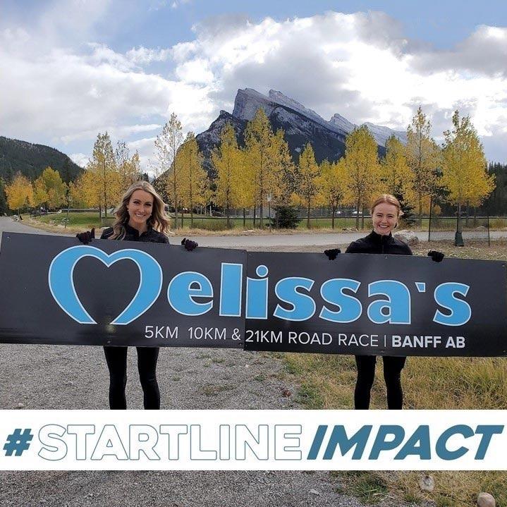 Melissa's Run #STARTLINEIMPACT