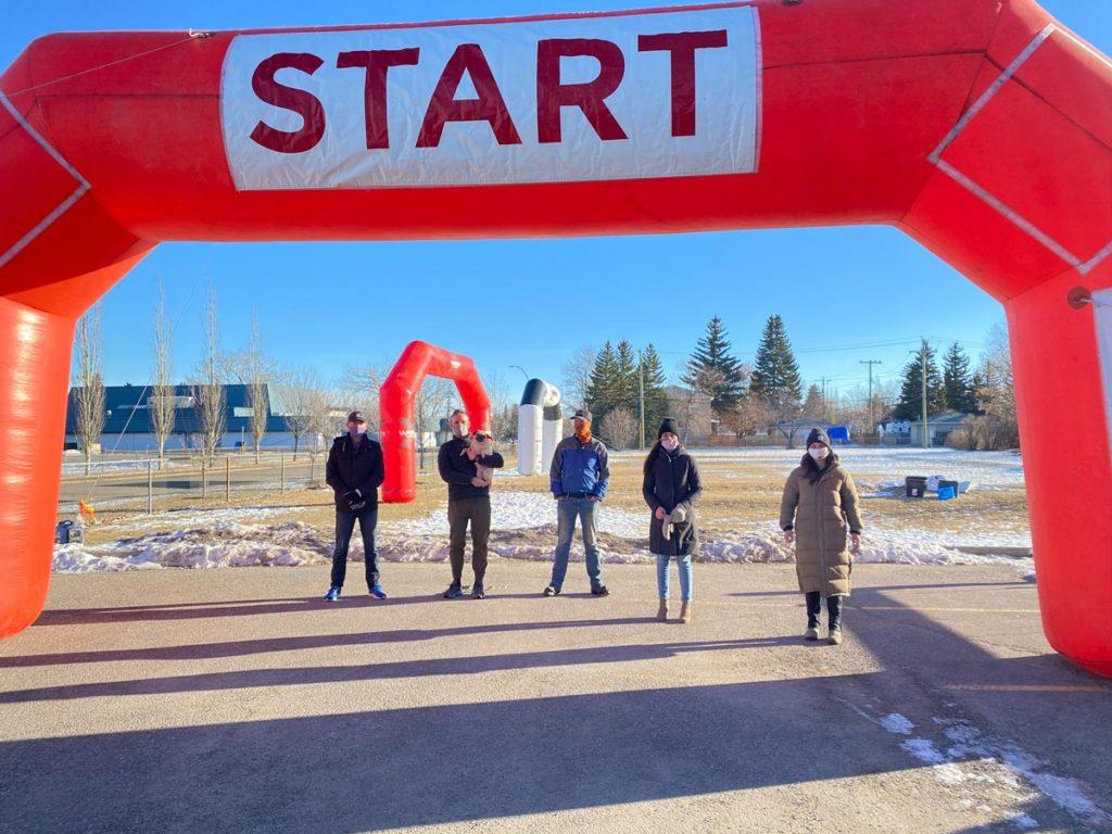 Race Directors: Tom Bamford (Platinum Racing + Ironman 70.3), Darcy Chalifoux (X Warrior), Stephanie Symington, Jon Bird, Kirsten Fleming (Run Calgary)