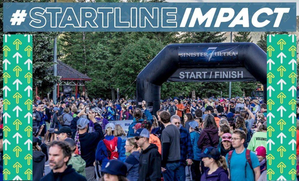 Sinister Sports running start #STARTLINEIMPACT