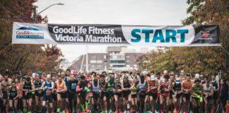 Victoria Marathon #STARTLINEIMPACT