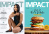 IMPACT Magazine Covers