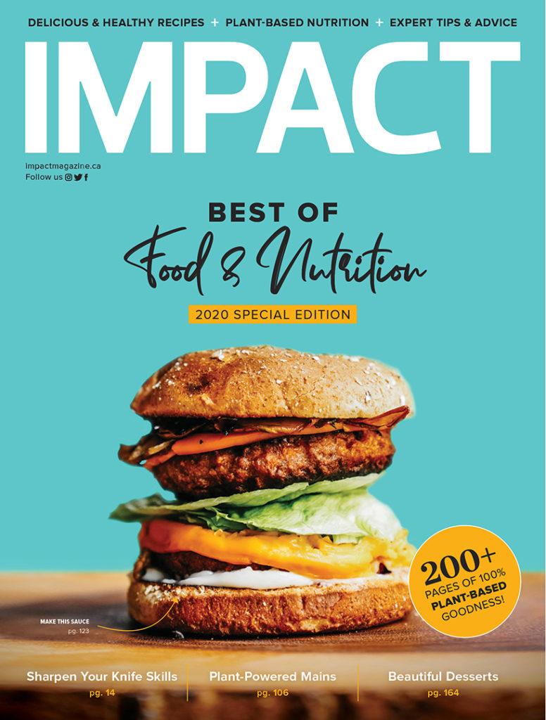 IMPACT Magazine Best of Food
