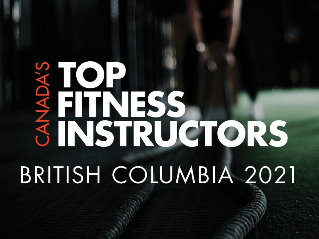 BC Top Instructors 2021