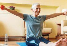 Libin Cardiovascular Institute Senior Fitness Header