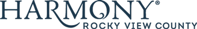Harmony Rocky View County Logo