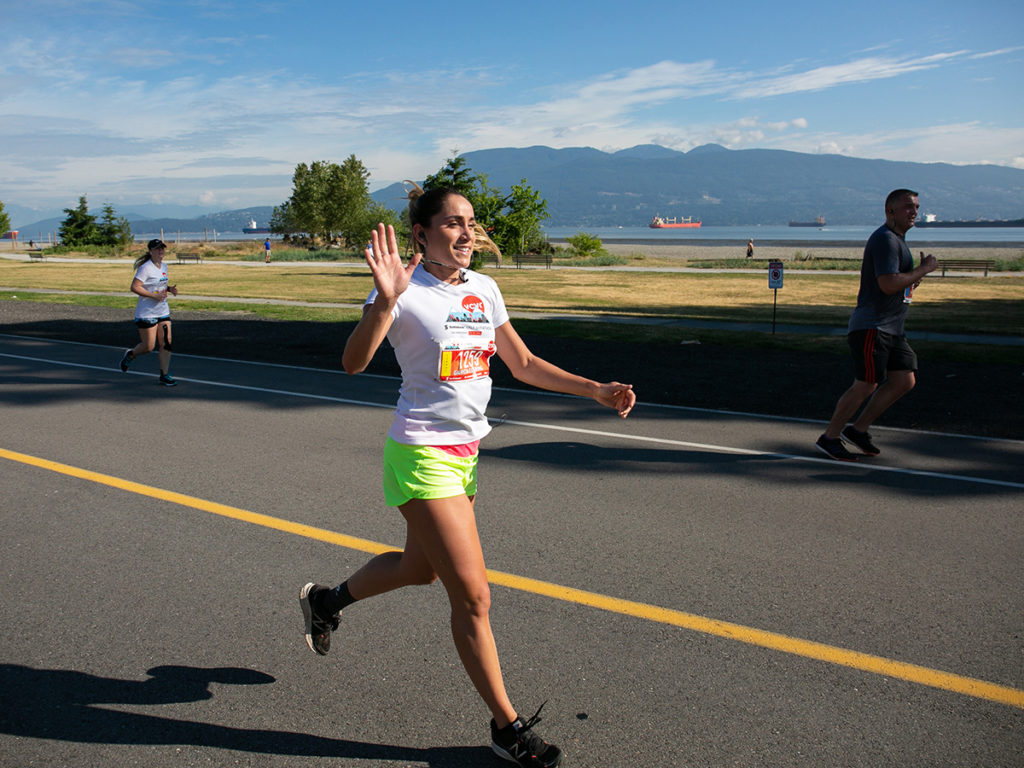 The Scotiabank Vancouver Half Marathon will be virtual again this year.