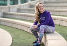 Athlete with IMPACT Nicole German
